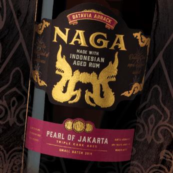 Pearl of Jakarta - Naga Rum